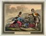 Thomas Rowlandson / The Advantage of  Shifting the Leg / 1798