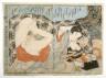 Hokusai / Shunga print / 18th - 19th century