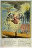 James Gillray / The Fall of Icarus / 1807