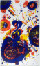 Sam Francis / Tokyo mon amour / 1965