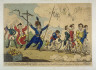 George Cruikshank / The Last March of the Conscripts: April 7, 1814 / 18th - 19th century