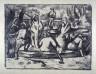 Félix Edouard Vallotton / Boatman  (Litho d'apres un tableau de Cezanne) / 19th - 20th century
