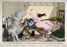 Anonymous / La Cage Ouverte... / circa 1800 - 1810