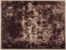 Jean Dubuffet / Feu (Fire) / 1959
