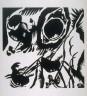 Wassily Kandinsky / Motiv aus Improvisatio 25 / 1911