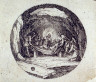 Jacques Callot / (One from) The Mysteries of the Passion / 1631