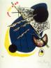 Wassily Kandinsky / Kleine Welten II from the set Kleine Welten / 1922