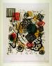 Wassily Kandinsky / Kleine Welten V from the set Kleine Welten / 1922