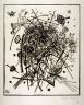 Wassily Kandinsky / Kleine Welten VIII from the set Kleine Welten / 1922