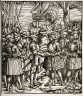 Hans Burgkmair, the Elder / New Treaty Between King Phillip and Henry VII / 15th - 16th century