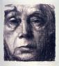 Kæthe Kollwitz / Selbstbildnis / 1934