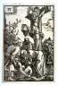 Albrecht Altdorfer / The Crucifixion of Christ / circa 1513