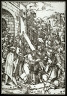 after Hans Leonhard Schäufelein / Christ Carrying the Cross / 16th century
