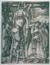 Marcantonio Raimondi / Descent From the Cross / 15th - 16th century