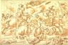 attrib. to Giuseppe Perraccini (Il Mirandolese) / Cavalry Engagement / early 18th century