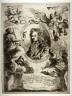 Giuseppe Antonio Caccioli / Portrait of Ferdinando Galli Bibiena, frontispiece from his Varie Opere Prospettiva / 1707