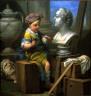 Carle Vanloo / Sculpture / 1753