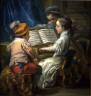 Carle Vanloo / Music / 1753