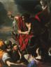 Mattia Preti (Il Cavaliere Calabrese) / St. John the Baptist Preaching / circa 1665