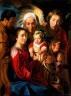 Jacob Jordaens / The Holy Family / circa 1614 - 1617