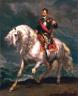 Jean-Louis-André-Théodore Géricault / Equestrian Portrait of Charles V / circa 1814 - 1815