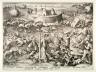 after Pieter Brueghel the Elder / Fortitude / 1558