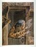 Hermanus van Brussel / Man Smoking Pipe / 18th - 19th century