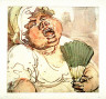 Thomas Rowlandson / The Nap / 18th - 19th century