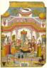 Anonymous / Vilaval Ragini  from a Ragamala series / circa 1675 - 1700
