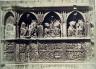 Henri Le Secq / Auxerre Cathedral (?), detail, relief sculpture / ca. 1852