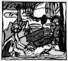 Wassily Kandinsky / Weisser Klang / 1911