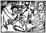 Wassily Kandinsky / Komposition 2 / 1911