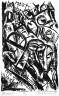 Max Burchartz / Die Dämonen / 1919
