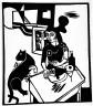 Heinrich Campendonk / Müncher Blätter für Dichtung und Graphik / 1919