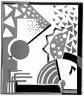 Edmund Kesting / (abstract composition) / circa 1928