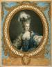 Jean-François Janinet / Portrait of Marie-Antoinette / 1777