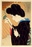 Ito Shinsui / Passing Rain / 1917