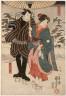 Utagawa Kuniyoshi / Osatao and Gonta / 19th Century