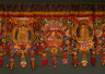 Central Tibet (Lhasa, Norbulinga Palace) / Temple Hanging / 1940