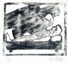 Christian Rohlfs / Death / circa 1912-1913