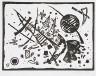 Wassily Kandinsky / Untitled woodcut / 1924