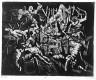Otto Dix / Dance of death 1917; Dead Man's Hill / 1924
