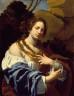 Simon Vouet / Virginia da Vezzo, the Artist's Wife, as the Magdalen / c. 1627