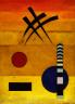 Wassily Kandinsky / Sign / 1925