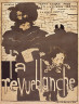 Pierre Bonnard / La Revue Blanche / 1894