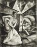 Magnus Zeller / Thieves / circa 1920