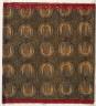 Indonesia, Java, Pekalongan and Paciran, 20th century / Woman's Hip Wrapper (Sarung Dua Negeri, Buket Garuda Sumping) / 1910-1920