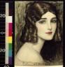 Wladyslaw T Benda / Girl's head with curls / 1927?