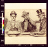 Charles Dana Gibson / Free lunch / 1911?
