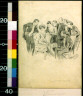 Oliver Herford / Young and old all congregated / between 1880 and 1935